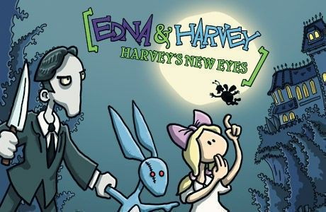Edna and Harvey: Harvey's New Eyes