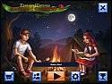 Бесплатная игра Пасьянс Солитер. Красная Шапочка скриншот 1