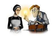 Подробнее об игре Мортимер Бэккетт и секреты усадьбы с привидениями
