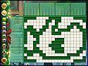 Бесплатная игра Нонограммы. Фабрика Деда Мороза скриншот 6