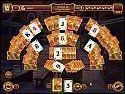 Бесплатная игра Пасьянс солитер. Рождество скриншот 3