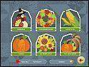 Бесплатная игра Мозаика. День Благодарения скриншот 2